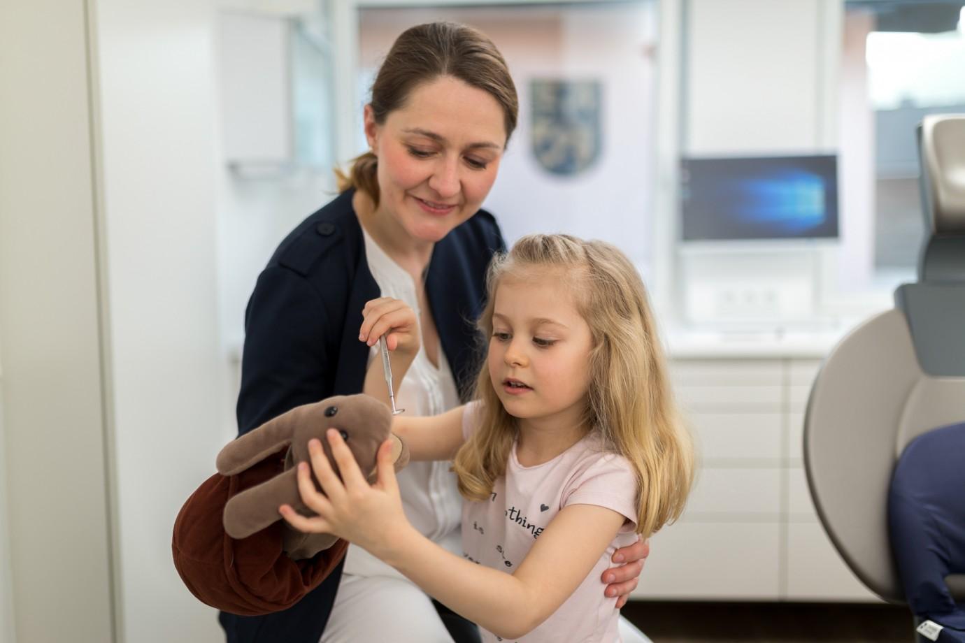 Behandlung Kinderzahnarzt