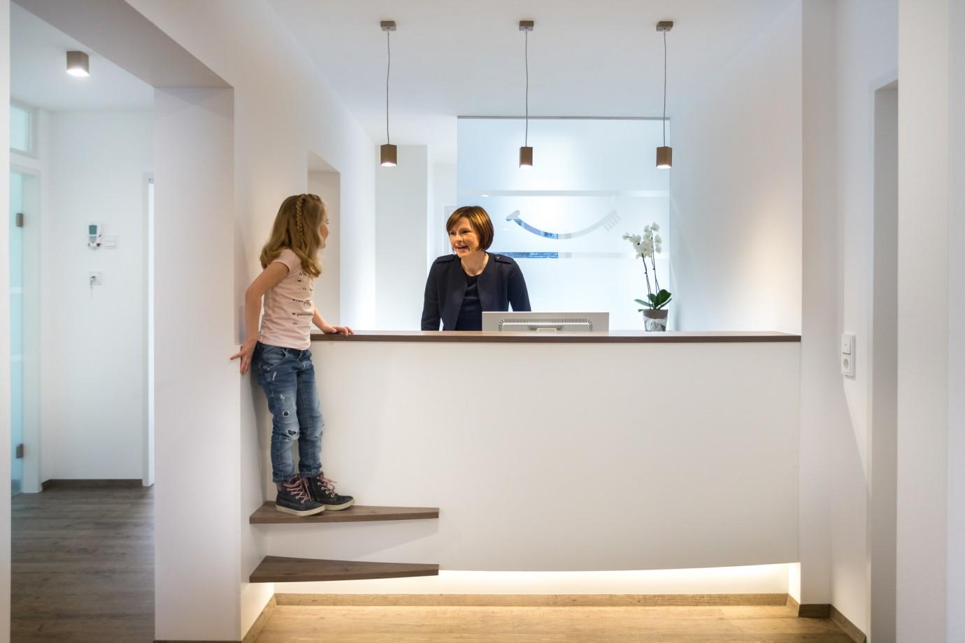 Anmeldung Zahnarzt in Abfaltersbach
